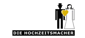 Logo von 'Die Hochzeitsmacher'