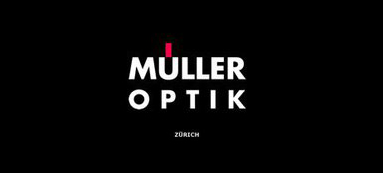 Logo Müller Optik Zürich.